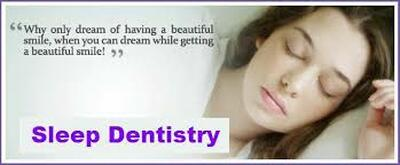 Sedation and Sleep Dentistry near you